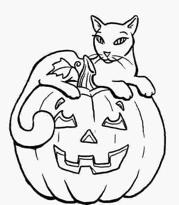 halloween cat coloring pages 1000 images about halloween cards etc on pinterest