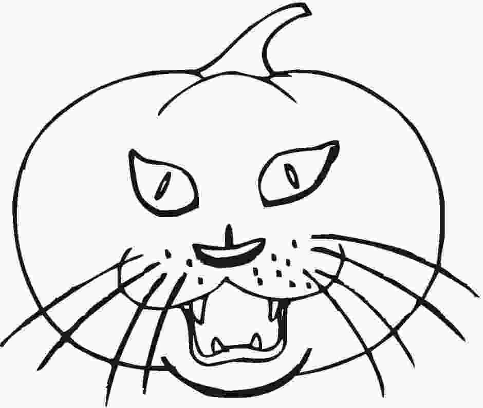 halloween cat coloring pages free halloween cats pictures download free clip art free