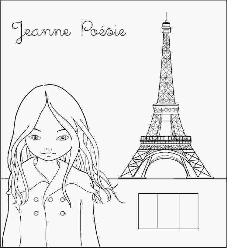 paris coloring pictures tokyo tower coloring pages coloring pages