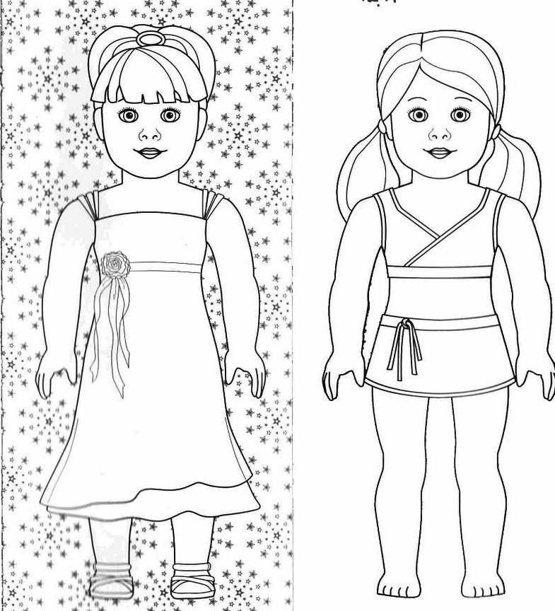 american girl printable coloring pages american girl doll coloring pages to download and print pages girl coloring printable american