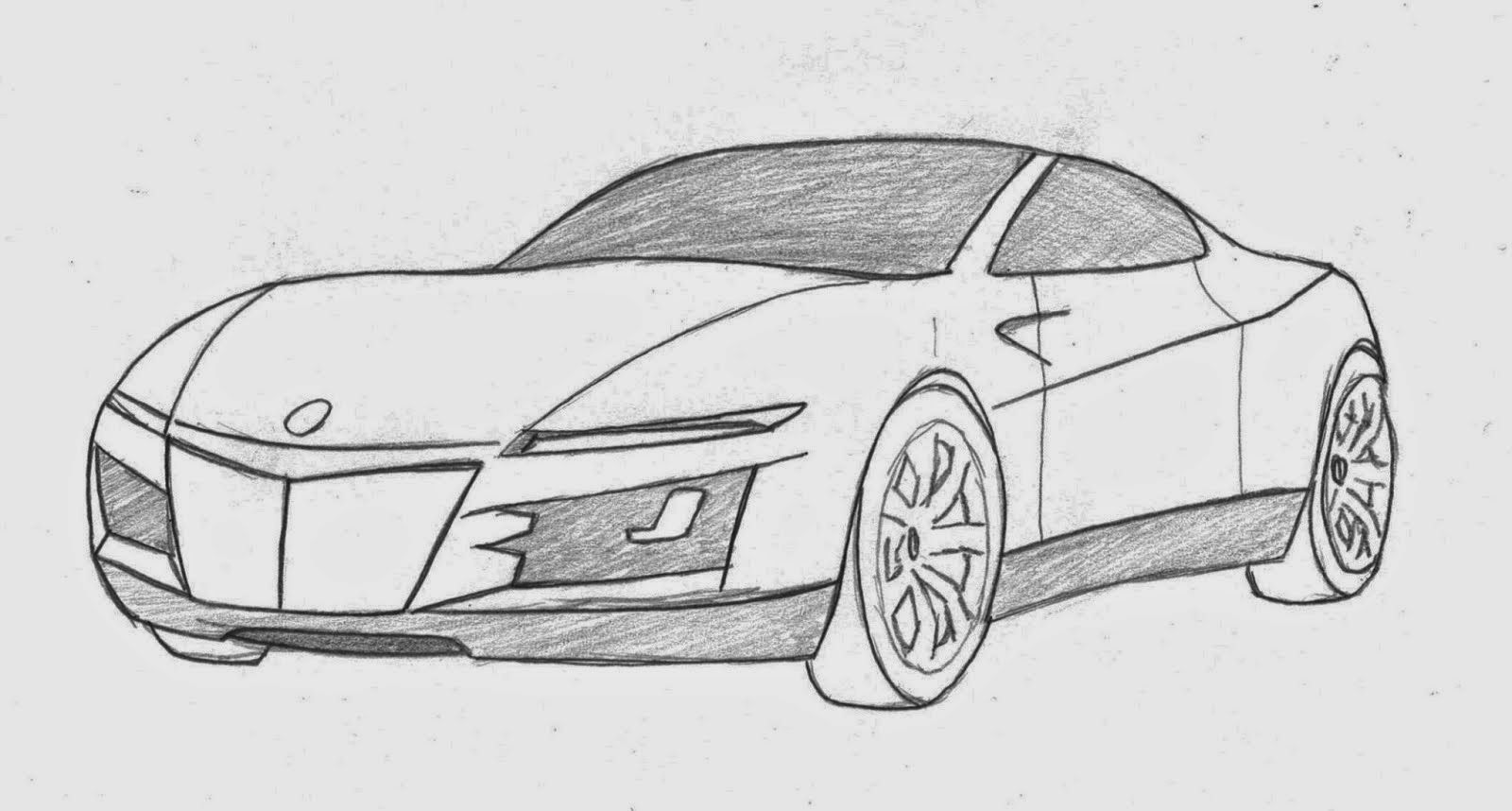 car sketch for coloring how to draw police cars coloring for kids youtube for car coloring sketch