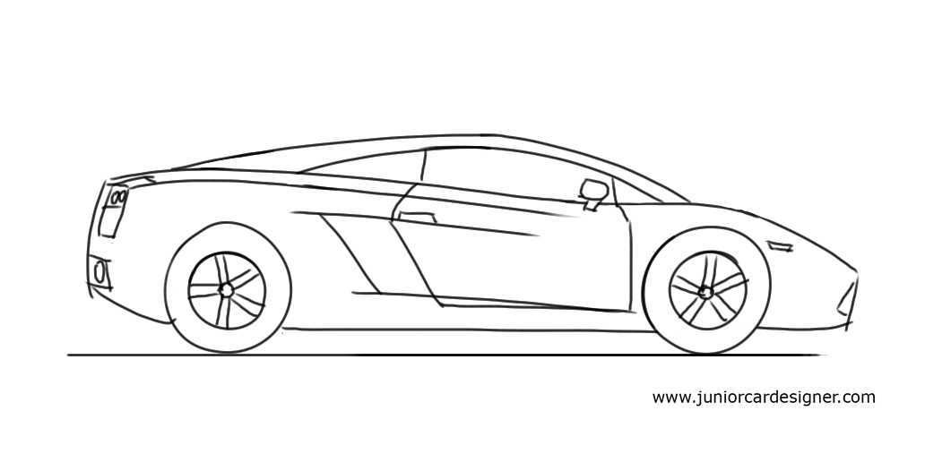 car sketch for coloring learn how to draw venom f5 sports cars step by step for sketch car coloring