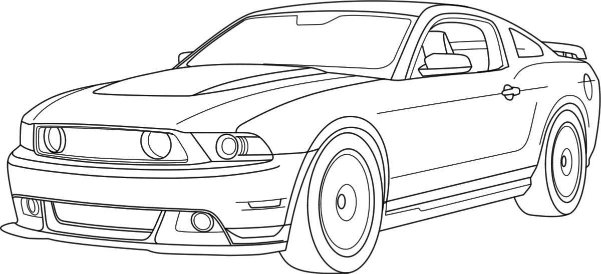 car sketch for coloring line drawing of old cars classic muscle car coloring sketch coloring for car