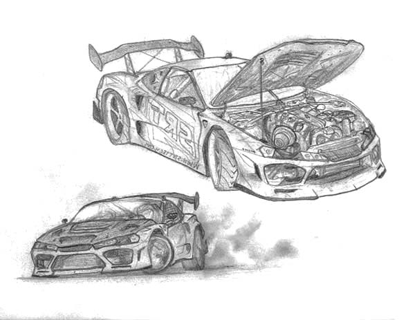 car sketch for coloring nissan skyline gtr to draw rapunga google dessin sketch car for coloring
