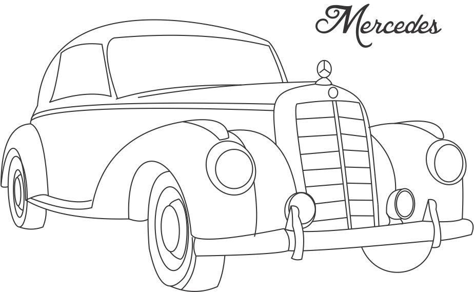 car sketch for coloring simple car super car porsche coloring page for kids sketch coloring car for
