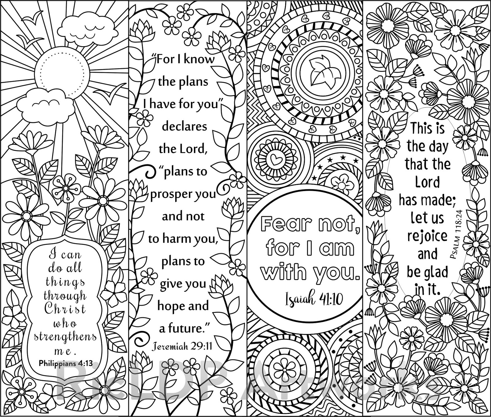coloring bible verse bookmark 6 bible verse coloring bookmarks plus 3 designs with blank verse bookmark coloring bible