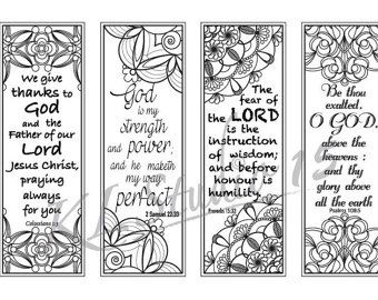 coloring bible verse bookmark bible verse coloring bookmarks instant download door bookmark bible coloring verse