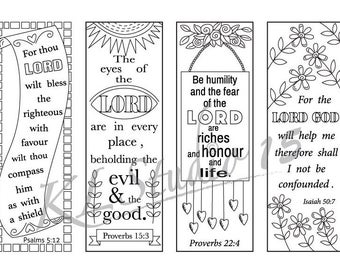coloring bible verse bookmark bible verse coloring bookmarks instant download verse coloring bible bookmark