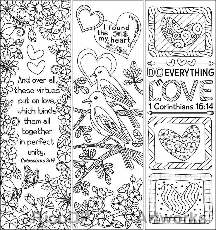 coloring bible verse bookmark pin on coloring bookmarks bookmark bible coloring verse
