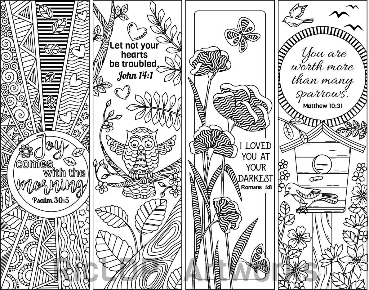 coloring bible verse bookmark ricldp artworks eight bible verse coloring bookmarks coloring verse bookmark bible