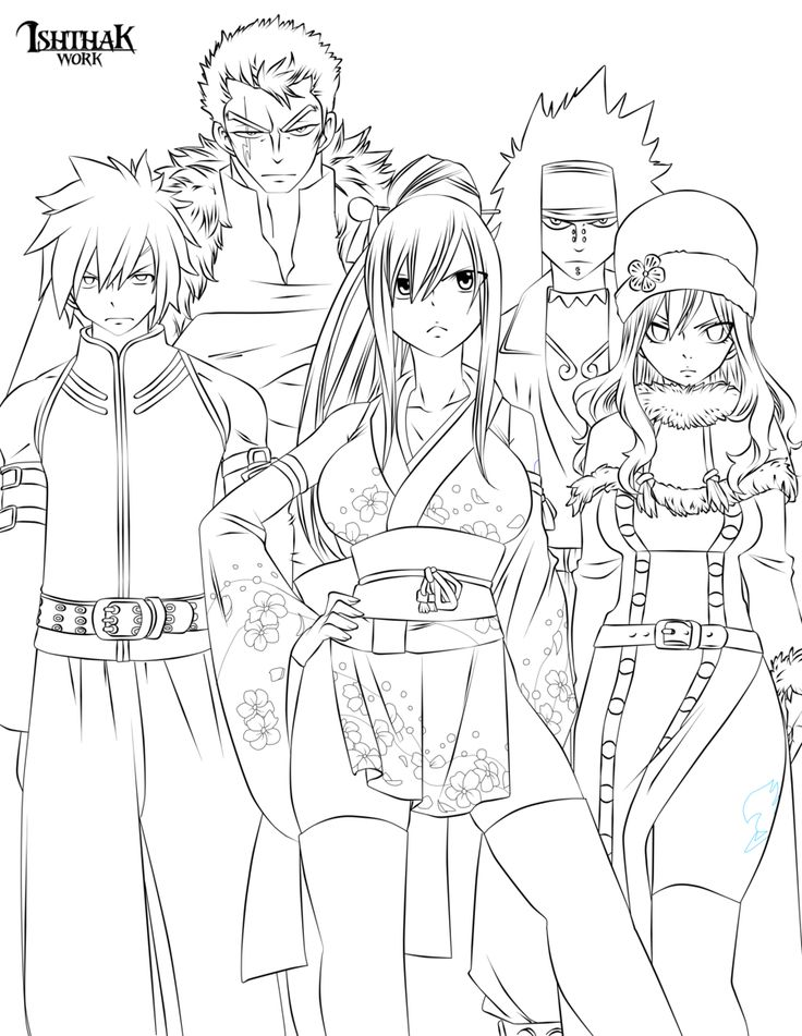 fairy tail coloring sheets fairy tail anime coloring pages coloring tail sheets fairy