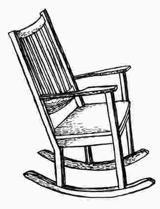how to draw a rocking chair february 2011 the last laugh