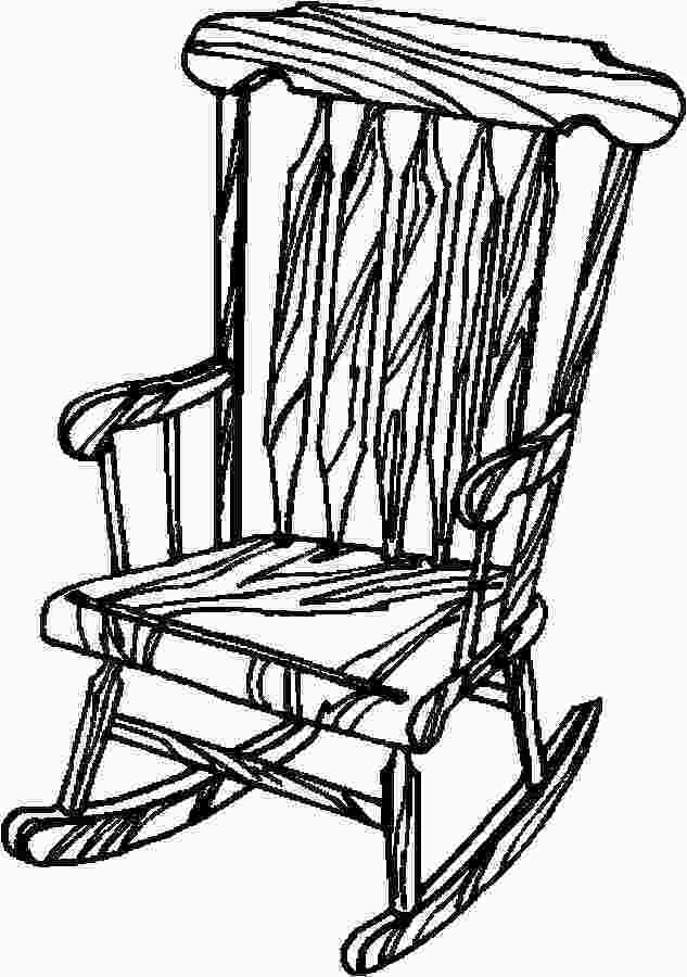 how to draw a rocking chair rocking chair drawing at getdrawingscom free for 3