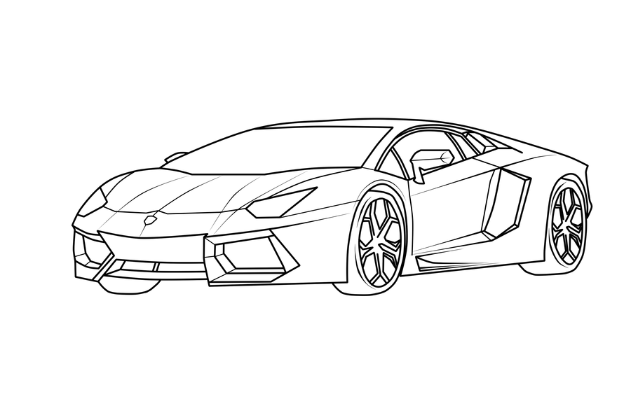 lamborghini murcielago coloring pages cars coloring page lamborghini car coloring page of lamborghini pages murcielago coloring