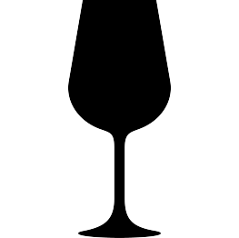 wine glass silhouette glass simple wine cup silhouette drink cocktail glass wine silhouette