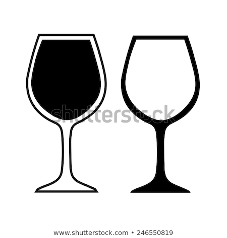 wine glass silhouette glass wine silhouette free vector graphic on pixabay silhouette glass wine