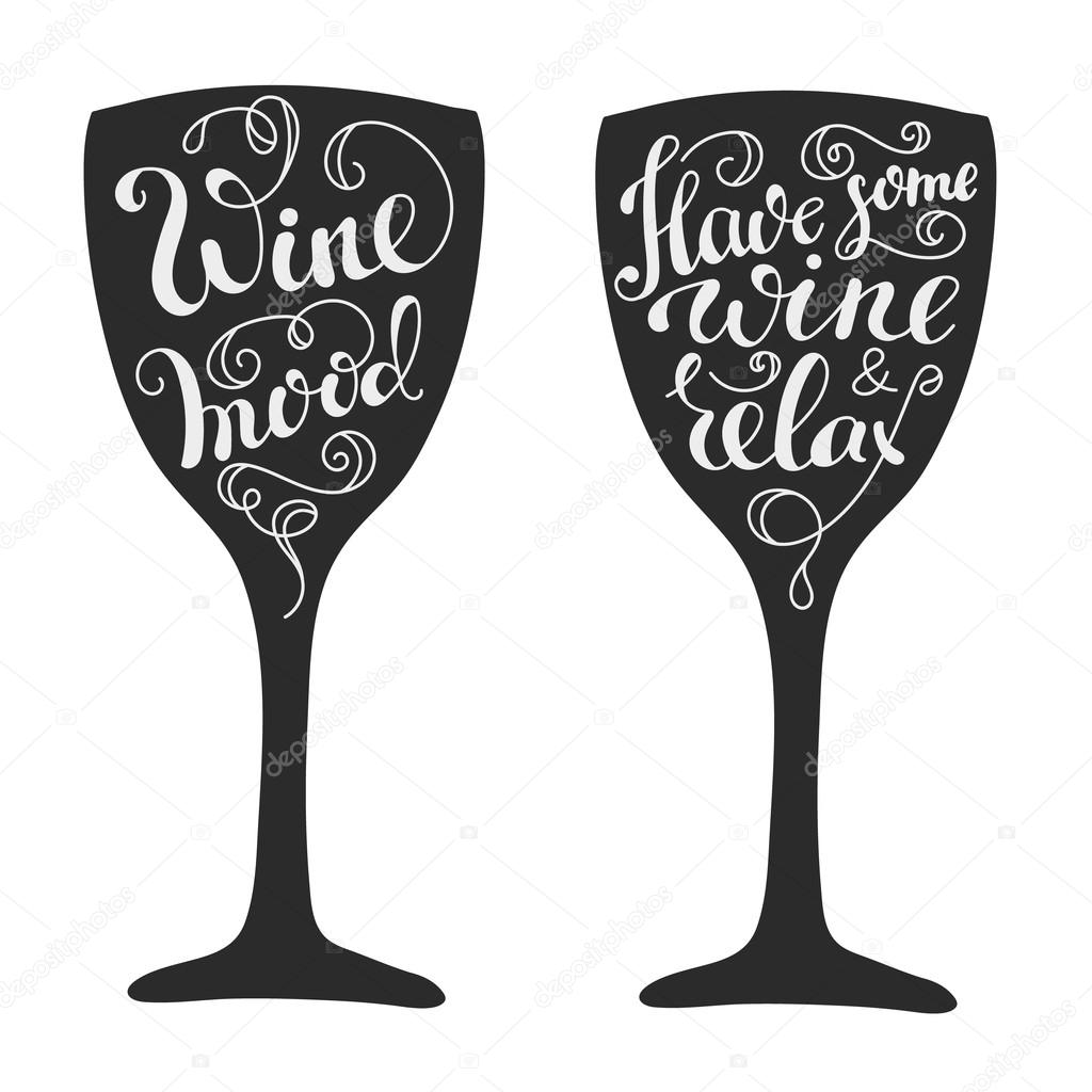 wine glass silhouette quotes about wine on wine glass silhouette stock vector wine glass silhouette