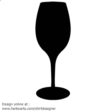 wine glass silhouette wine glass silhouette clipart best wine glass silhouette