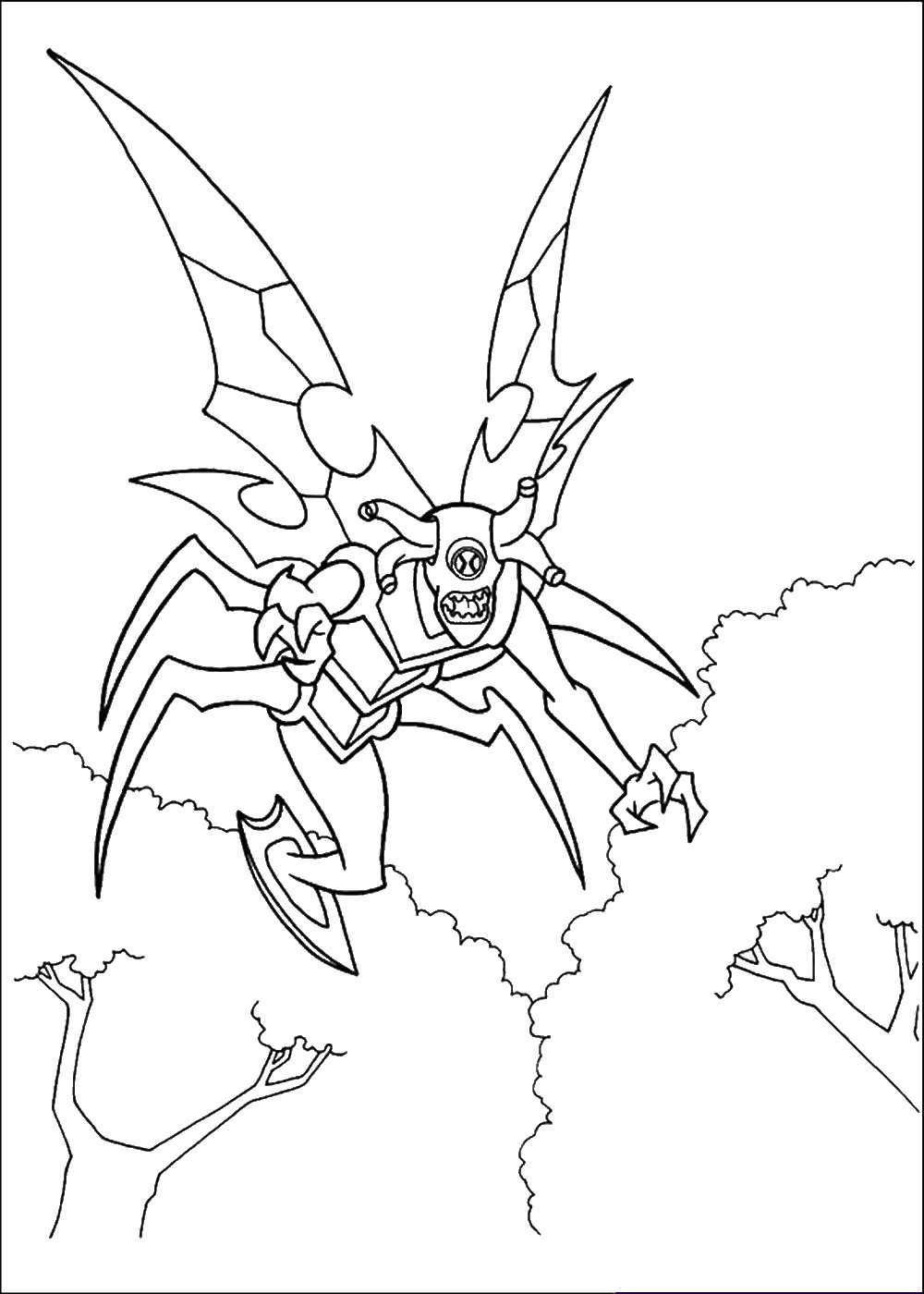 ben 10 print new ben 10 coloring pages coloring pages ben print 10