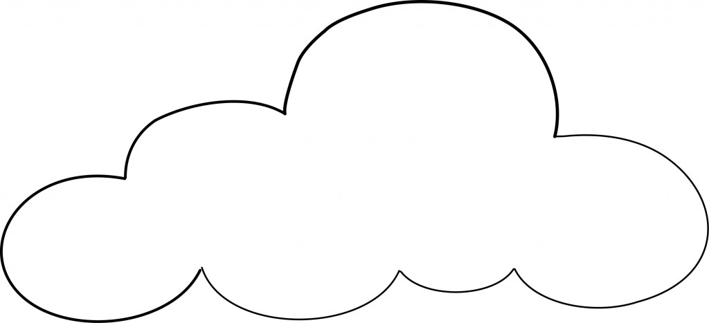 coloring cloud cloud coloring pages free printables momjunction cloud coloring