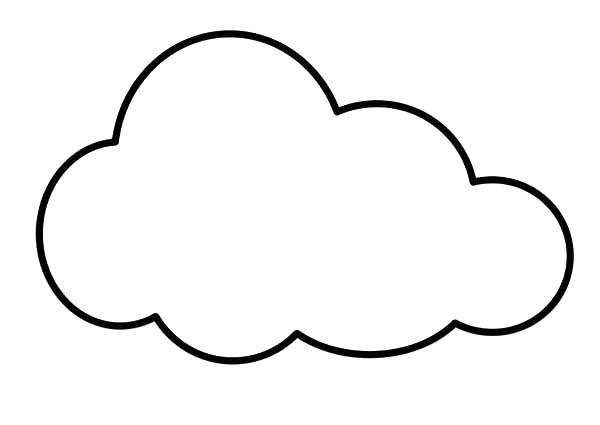 coloring cloud printable cloud coloring pages for kids cool2bkids coloring cloud