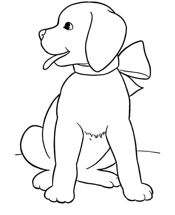 pictures to colour of dogs dog coloring page to pictures of dogs colour