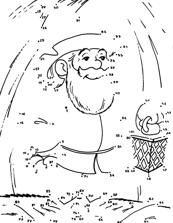 santa dot to dot dot to dot pictures santa dot to dot