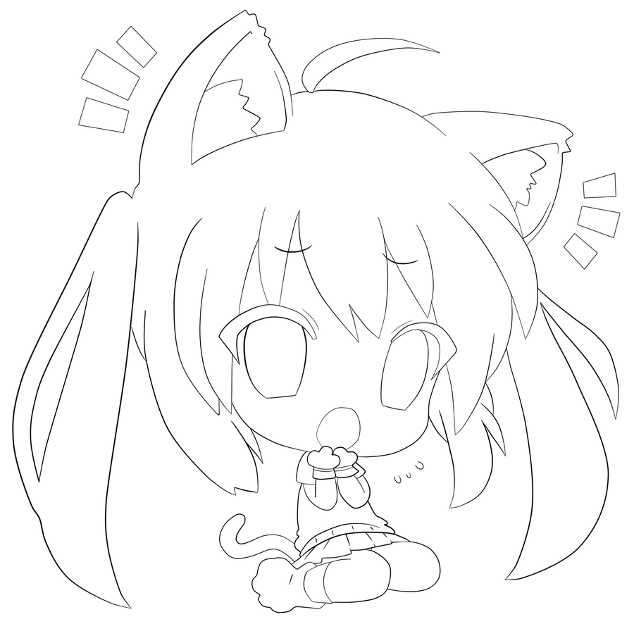 chibi anime coloring pages chibi coloring pages to download and print for free coloring pages anime chibi