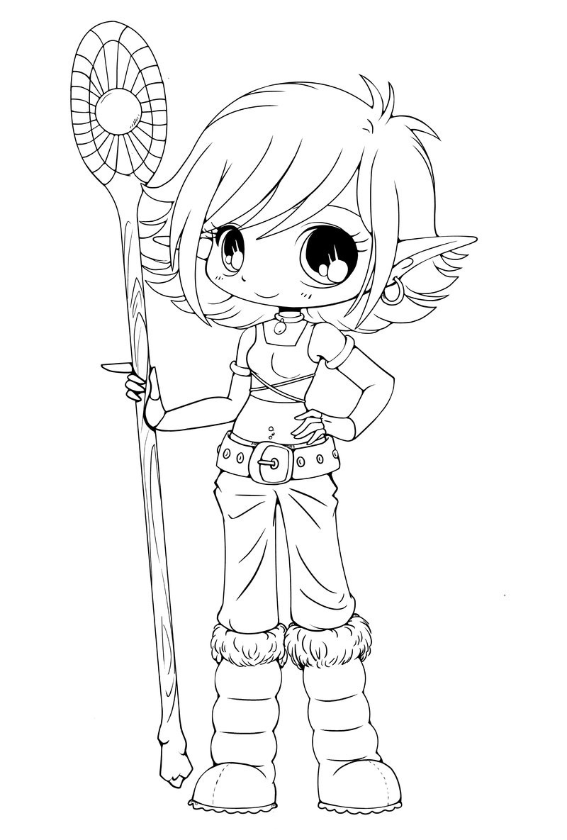 chibi anime coloring pages free printable chibi coloring pages for kids anime coloring chibi pages