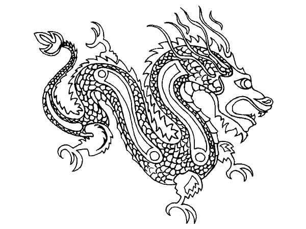 chinese dragon color sheets free printable chinese dragon coloring pages for kids sheets chinese dragon color