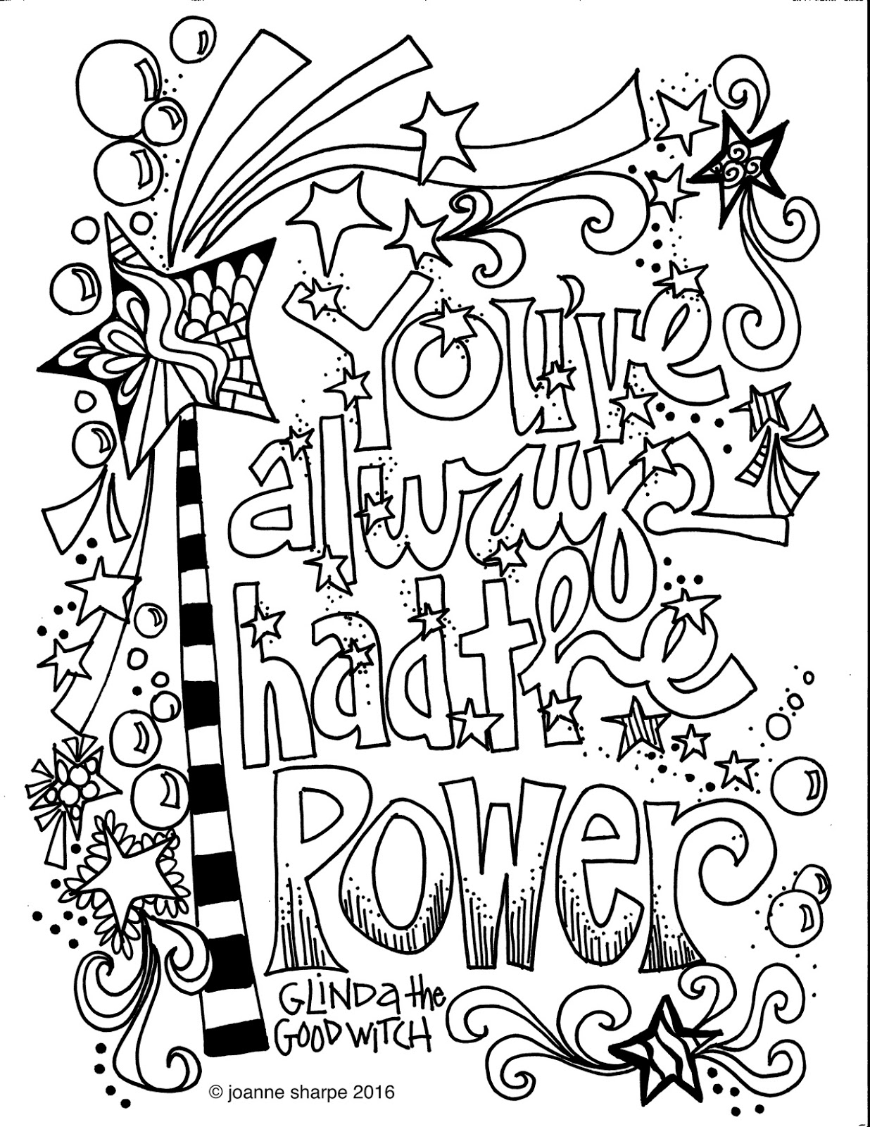 coloring page quotes quote coloring pages doodle art alley coloring page quotes