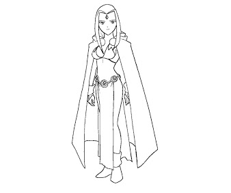 coloring pages raven teen titans go coloring pages print and colorcom pages coloring raven