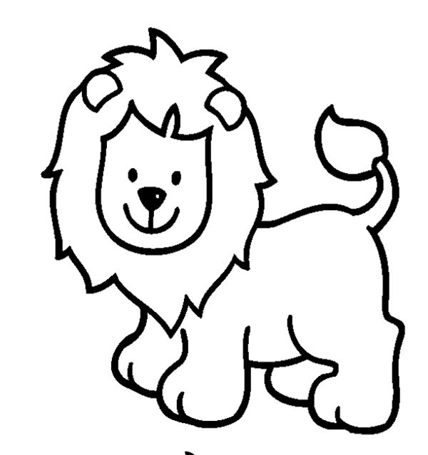 cute jungle coloring pages cute animals in jungle coloring page download free cute cute jungle pages coloring