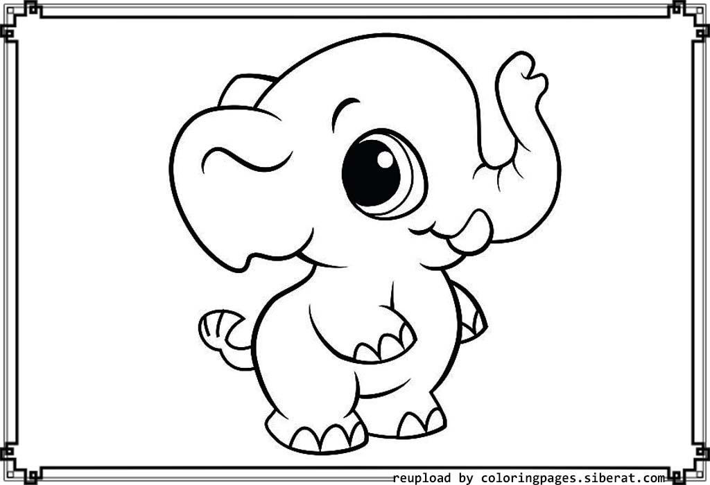 cute jungle coloring pages cute tiger coloring pages getcoloringpagescom cute coloring pages jungle