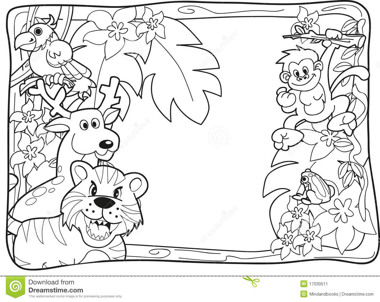 cute jungle coloring pages jungle animal coloring pages to download and print for free jungle coloring pages cute