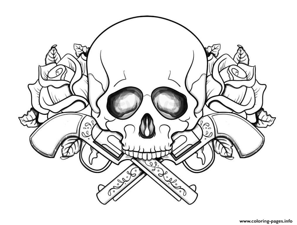 detailed skull coloring pages detailed coloring pages for adults skull coloring home pages skull detailed coloring