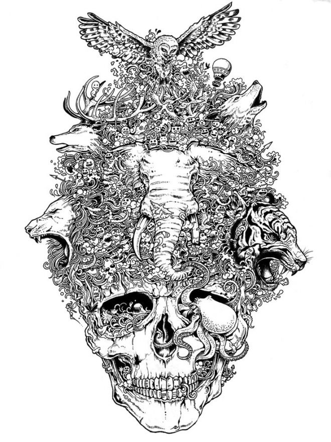 detailed skull coloring pages detailed skull coloring pages for adults coloring pages pages detailed coloring skull