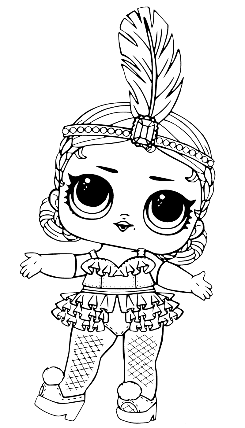 doll colouring pages lol dolls coloring pages best coloring pages for kids colouring doll pages