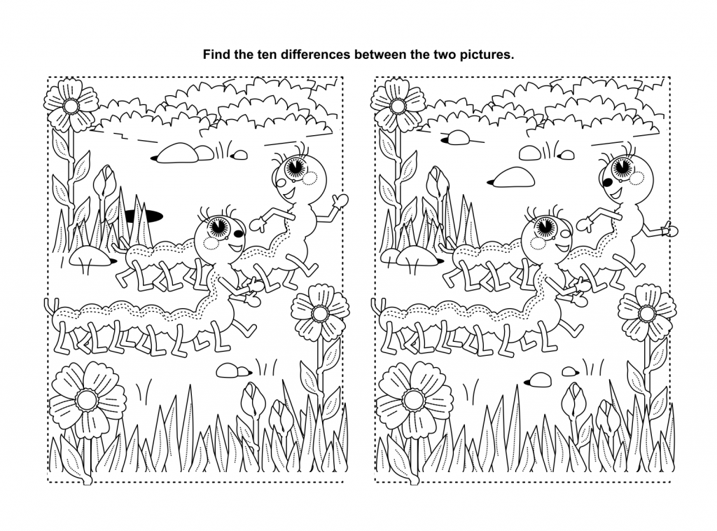find the difference for adults printable puzzles for adults bluebonkers home gt puzzle the find for adults difference