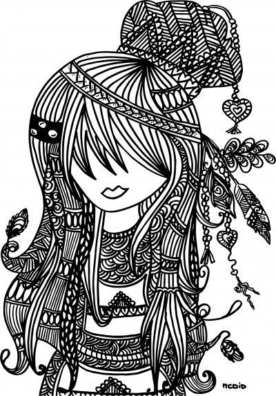 hippie girl coloring pages 74 best hippie art peace signs coloring pages for adults coloring girl pages hippie