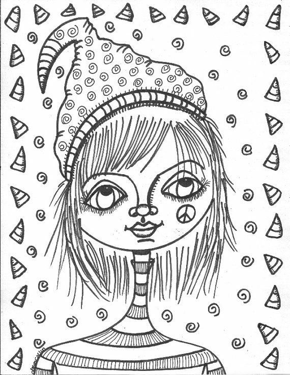 hippie girl coloring pages hippy girl from 6039s dancing coloring page free hippie girl coloring pages