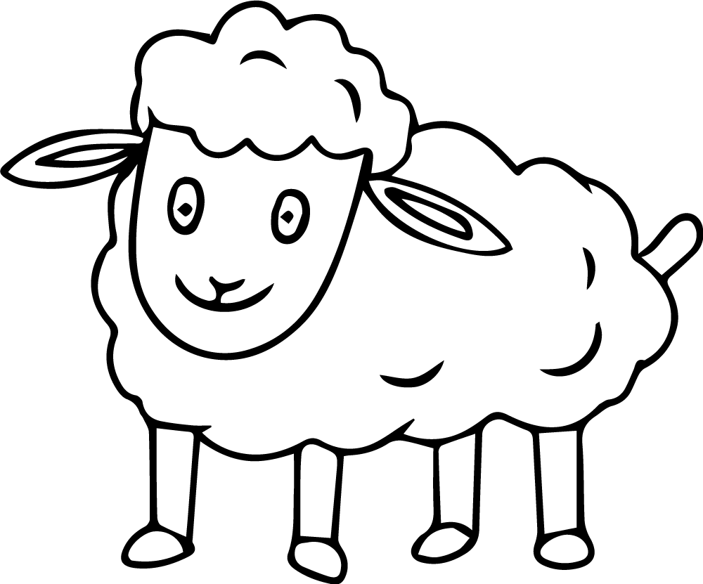 lamb coloring page focus on jesus lambjesus is the lamb of god coloring lamb page