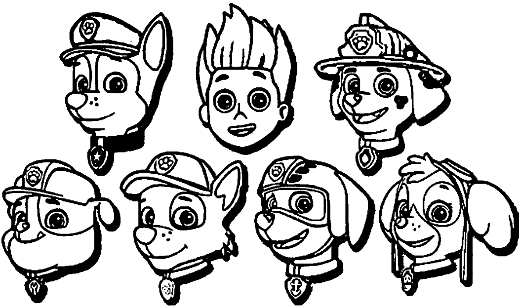 paw patrol coloring sheets printable free nick jr paw patrol coloring pages paw patrol printable sheets coloring