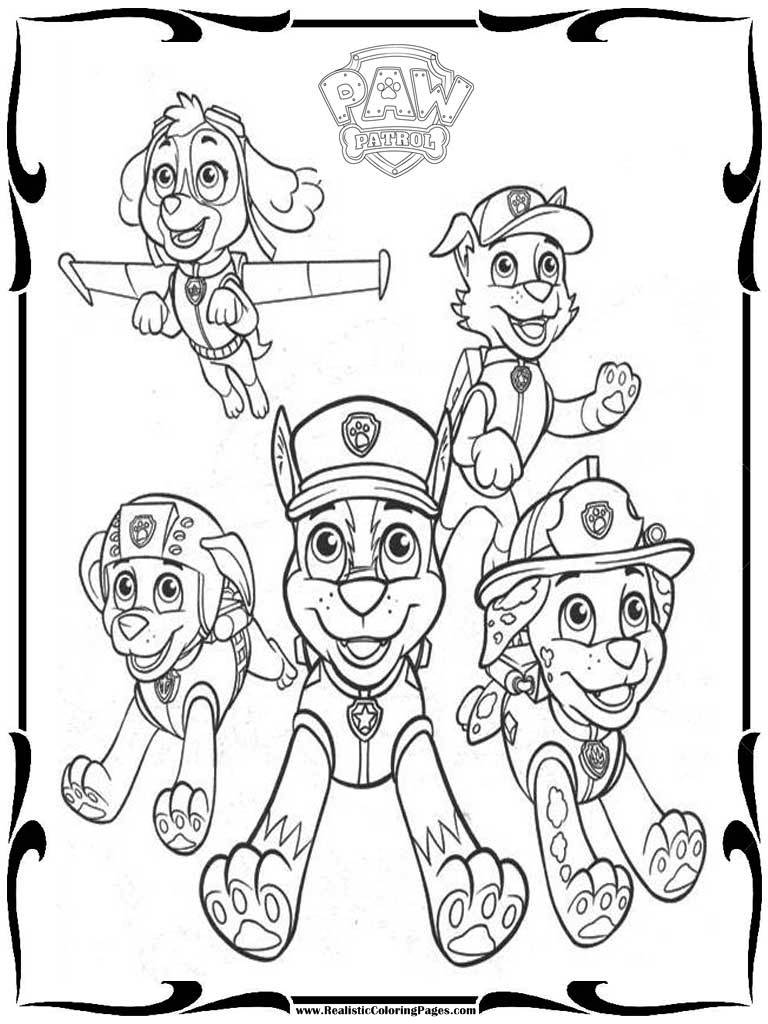 paw patrol coloring sheets printable get coloring pages free coloring pages for kids and adults printable patrol paw coloring sheets