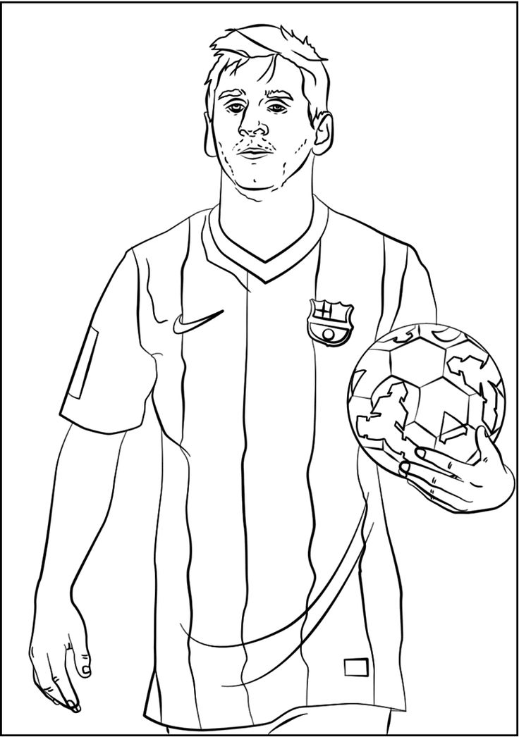 soccer player colouring pages printable football player coloring pages for kids cool2bkids colouring pages soccer player