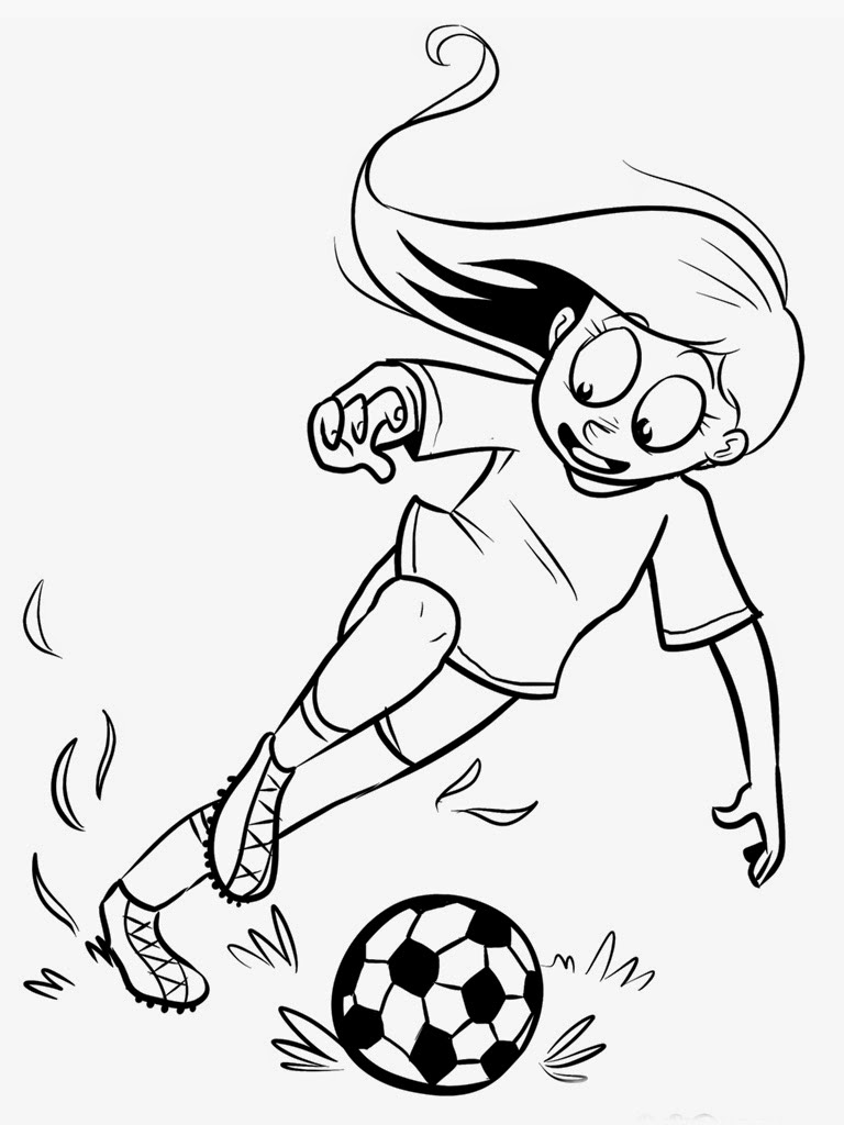 soccer player colouring pages printable football player coloring pages for kids cool2bkids colouring pages soccer player 1 1