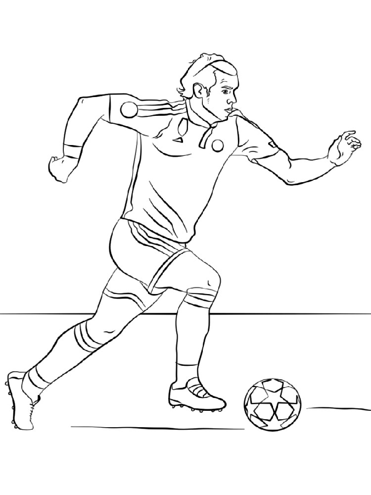 soccer player colouring pages soccer player coloring pages to download and print for free player soccer pages colouring