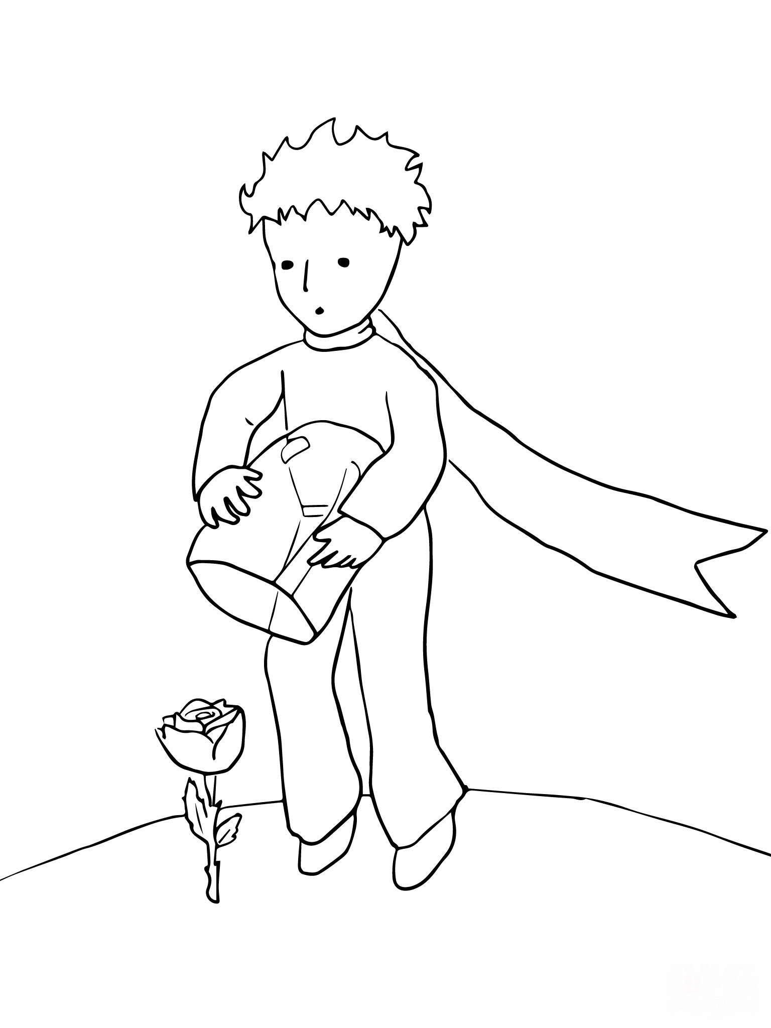 the little prince coloring pages kids n funcom 9 coloring pages of the little prince coloring the pages prince little