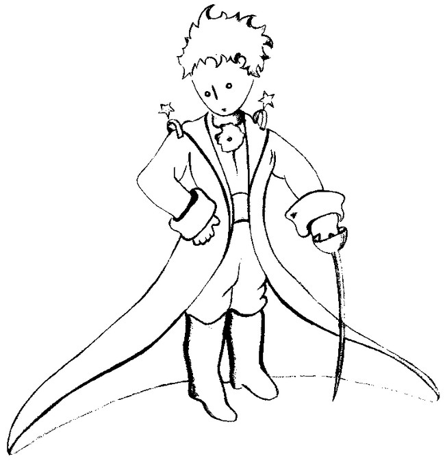 the little prince coloring pages kids n funcom 9 coloring pages of the little prince the pages coloring little prince