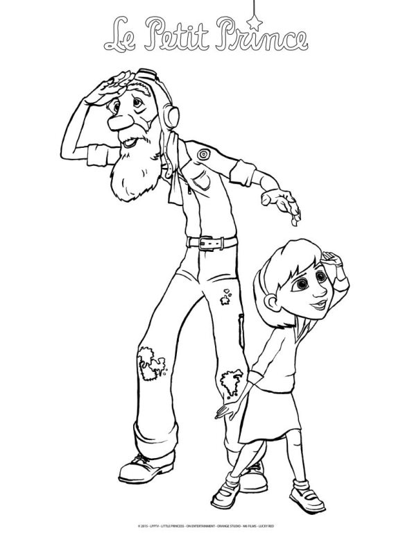 the little prince coloring pages little prince manuscripts coloring page free printable little prince pages the coloring
